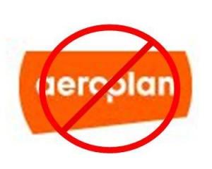AeroPlan Fail